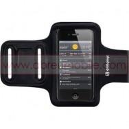 Bolsa / Capa Braçadeira Desporto Para APPLE IPHONE 4 / 4S Preta