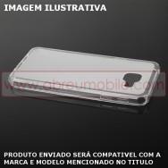 Bolsa / Capa Silicone Gel Para SAMSUNG GALAXY S7 (SM-G930) Branca Transparente Fusca