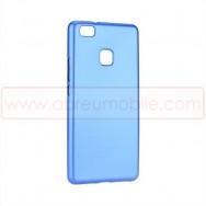 Bolsa / Capa Silicone Gel TPU Perola Para HUAWEI P9 LITE Azul