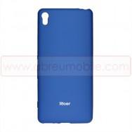 Bolsa / Capa Silicone Gel Roar Para SONY XPERIA XA Azul