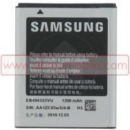 Bateria Original SAMSUNG EB494353VU (Compatibilidade na Descrição)