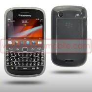 Capa Silicone Gel Para BLACKBERRY BOLD 9900 / 9930 TOUCH BRANCA TRANSPARENTE