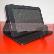 Bolsa / Capa Pele Sintetica Flip Cover Folio Para HTC FLYER TABLET PRETA