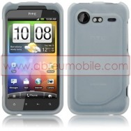 CAPA SILICONE PARA HTC INCREDIBLE S BRANCA (INCOLOR)