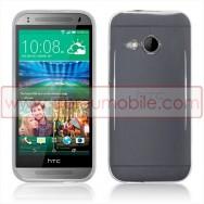 Capa Silicone Gel Para HTC ONE MINI 2 Transparente