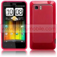 CAPA SILICONE GEL PARA HTC VELOCITY LTE ROSA
