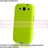 Capa Silicone Gel  Para SAMSUNG GALAXY EXPRESS 4G I8730 Verde Opaca