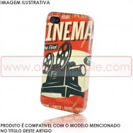 """Capa Rigida Traseira Estampada """"Cinema"""" v31 Para NOKIA LUMIA 730/735"""