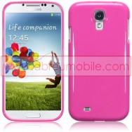 Capa Silicone Gel Para Samsung Galaxy S4 IV I9500 Rosa Opaca