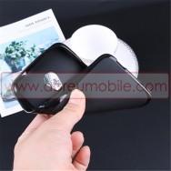 "Capa Silicone Gel   Para ALCATEL U5 HD (5.0"") Preta"