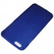 Capa Silicone Gel Fusca Para WIKO FREDDY Azul Transparente