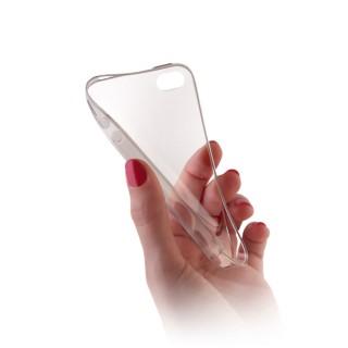 "Capa Silicone Gel  Para ALCATEL ONE TOUCH PIXI 4 (6.0"") 3G Transparente"