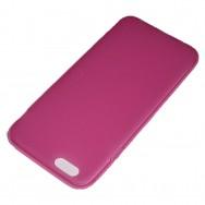 Capa Silicone Gel Fusca Para MEO SMART A25 Rosa Transparente