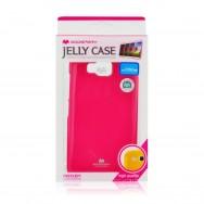 Capa Silicone Gel Mercury Goospery Pearl Jelly Para SONY XPERIA XZ Rosa