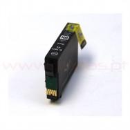 Tinteiro Impressora Jato de Tinta Compativel c/ EPSON 18XL T1811 C13T18114010 Preto